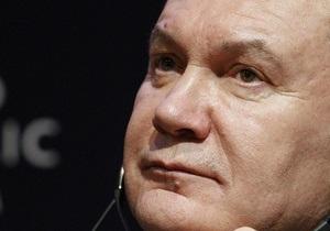 Янукович получил от ЕС  важный сигнал