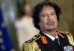 Глава МИД Италии: Каддафи находится уже за пределами Ливии