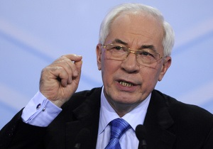 Азаров считает необходимым вернуть крестьянские кооперативы