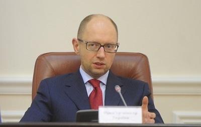 Яценюк рассказал, сколько Украине нужно газа РФ и чем его можно заменить