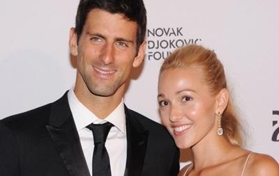 У лучшего теннисиста мира родился первенец