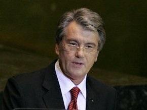 Ющенко: Ни один голод не имел таких последствий, как в Украине