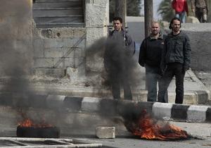 В Сирии совершено вооруженное нападение на католический монастырь
