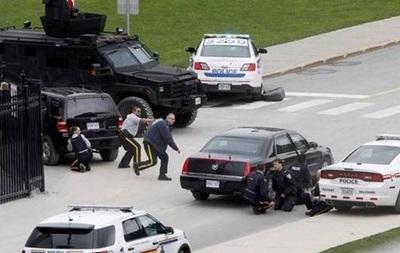 Во время стрельбы в парламенте Канады находились украинские студенты