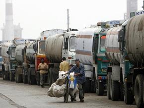 Нефть взлетела из-за напряженности на Ближнем Востоке
