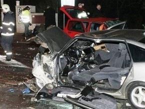 Украинец совершил ДТП в Чехии: трое погибших