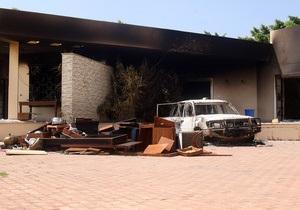 США эвакуировали дипломатов из Триполи и Бенгази