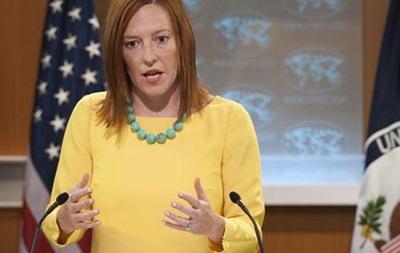 США призвали украинцев в Крыму участвовать в выборах