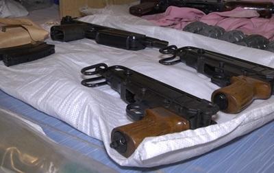 Міліція перекрила міжрегіональний канал поставок зброї до Києва