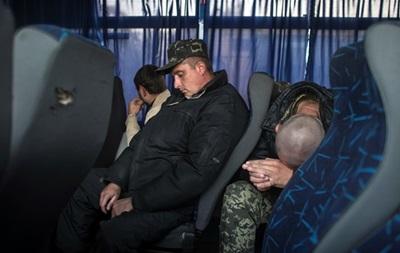 З полону звільнено п ятьох бійців батальйону Донбас - Порошенко