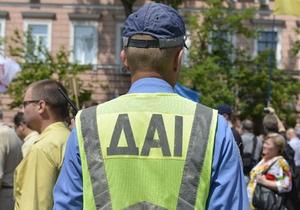 За три недели киевские гаишники задержали 15 нетрезвых водителей маршруток