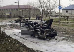 МВД РФ: Взорвавшийся в Кизляре террорист был ваххабитом