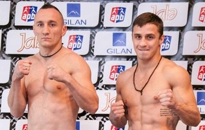 Бокс: Денис Лазарев добыл дебютную для Украины победу в APB