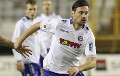 Артем Милевский спас Хайдук от поражения в матче чемпионата Хорватии
