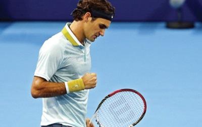 Роджер Федерер стал победителем турнира в Базеле