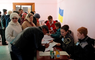 В ОБСЕ довольны явкой на парламентских выборах в Украине