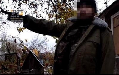 Военные под Донецком: Раз в три дня по нам стреляет не ДНР
