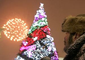 Новогоднюю елку в Кремле украсят гирляндой с наноподсветкой