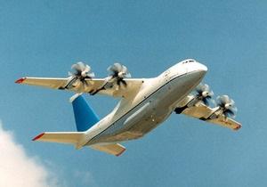 Минобороны Украины: Первый Ан-70 может поступить на вооружение до конца 2012 года