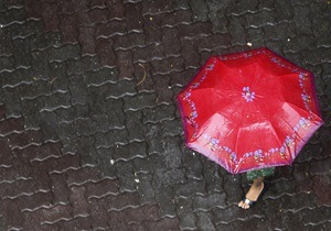 Гидрометцентр предупреждает об ухудшении погодных условий в Киеве и области