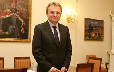 Андрей Садовый - лидер партии Самопомич