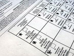 Американцы получили избирательные бюллетени с именем бин Ладена