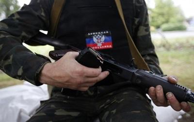 В Донецке неизвестные захватили фельдъегерскую службу