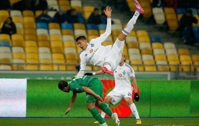 Фотогалерея: Как Динамо переиграло Карпаты в Кубке Украины