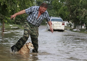 Власти: Наводнение на Кубани нанесло ущерб на сумму свыше 4 млрд рублей