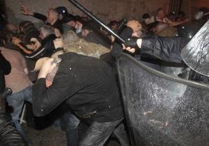 Глава миссии ЕС в Грузии: Разгон акции в Тбилиси был законным