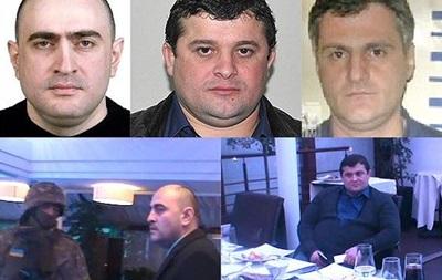 В центре Киева пресечена сходка  воров в законе