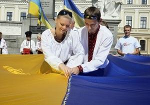 Исследование: Чувство независимости в украинцах пробуждают Тузла, Чечня и Грузия