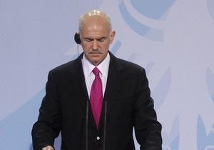 Греция опровергла сообщения о ее отказе от евро