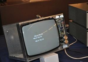 Сегодня исполняется 35 лет первому серийному компьютеру Apple