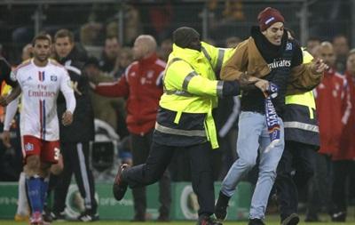 Фанату, ударившему Рибери по лицу, запретили посещать стадион