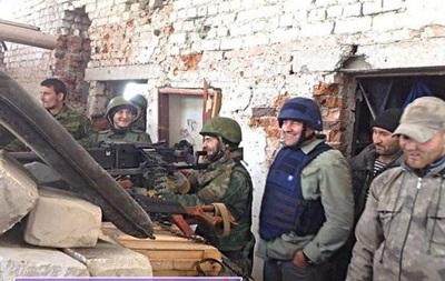 Российский актер Пореченков посетил самопровозглашенную ДНР