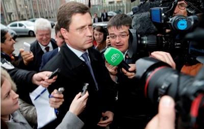 С апреля для Украины начнет действовать контрактная цена на газ – Новак