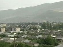 Зону грузино-осетинского конфликта покинули более 2,5 тыс. человек