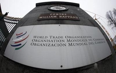 ЕС подал в ВТО иск из-за повышения Россией пошлин на ряд товаров