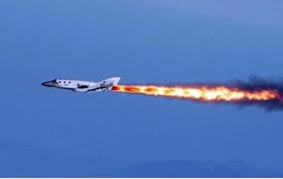 В США на испытаниях разбился коммерческий космический корабль