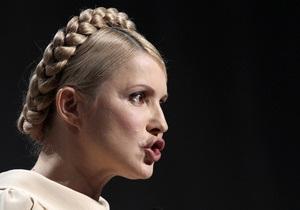 Цены на газ: Тимошенко потребовала от Януковича признаться, что он предложил России