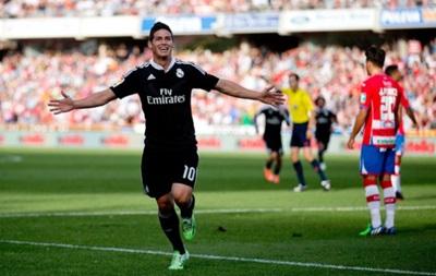 Реал не испытал проблем в матче с Гранадой