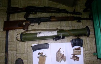 СБУ задержала четверых пособников сепаратистов