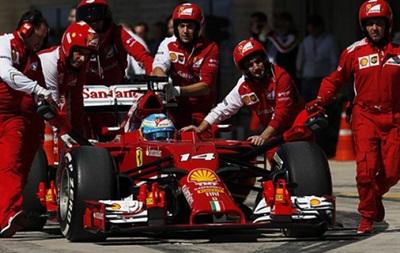 Формула-1: Алонсо мог стартовать с пит-лейна в США