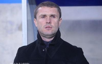 Cергей Ребров: В матчах за шесть очков волнение особенно чувствуется