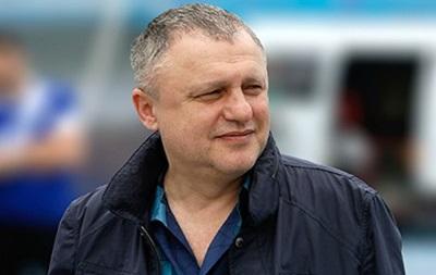 Суркис: Мне игра с Днепром понравилась, а ребята это хорошо почувствуют