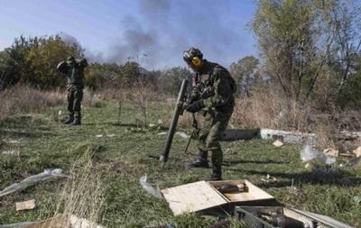 В Луганской области с утра возобновились артобстрелы