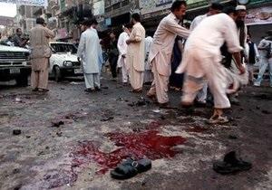 В результате теракта в Пакистане погибли 23 человека