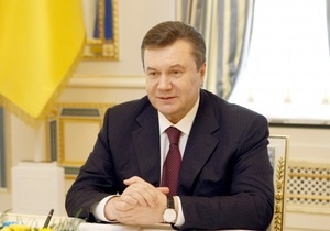 Янукович назначил своими советниками Пустовойтенко и Бубку