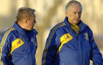 Сборная Украины проведет товарищеский матч с Литвой